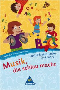 Junge Dichter und Denker: Musik, die schlau macht. CD