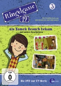 (3)DVD z.TV-Serie-Als Tomek Besuch Bekam
