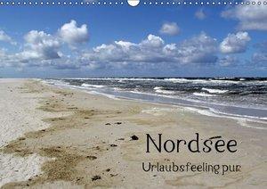 Nordsee / Urlaubsfeeling pur (Wandkalender 2016 DIN A3 quer)