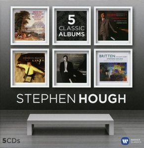 Stephen Hough-5 Classic Albums