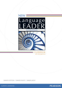 New Language Leader Intermediate Coursebook with MyEnglishLab Pa
