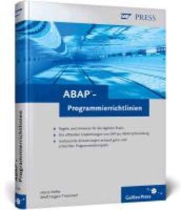 ABAP-Programmierrichtlinien