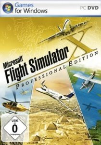 Flight Simulator X Deluxe (Software Pyramide)