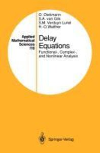 Delay Equations