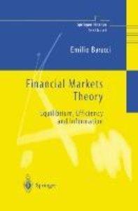 Financial Markets Theory