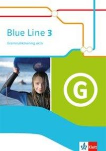 Blue Line 3. Grammatiktraining aktiv. Ausgabe 2014