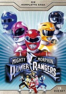 Power Rangers Mighty Morphin Complete (1-3) - 20th Anniversary E
