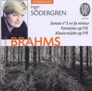 Sonate 3/Fantaisies op.116/+