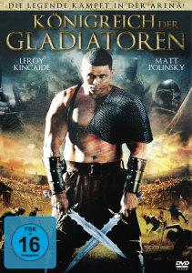 Königreich der Gladiatoren (DVD)