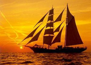 Sunny Sailing Puzzle