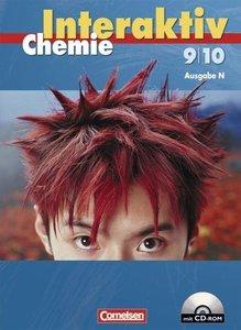 Chemie interaktiv. 9/10. Schülerbuch mit CD-ROM. Nord