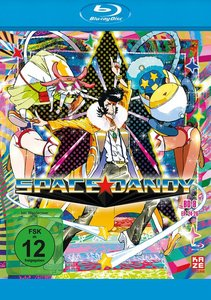 Space Dandy - Blu-ray 8