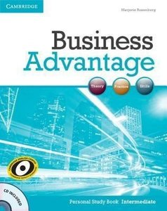 Business Advantage Intermediate Personal Study Book with Audio C