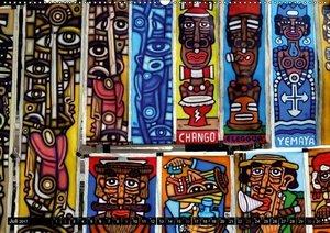 PRADO - Kubas Kunstmeile (Wandkalender 2017 DIN A2 quer)