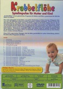 Krabbelflöhe-Spielimpulse Für Mutter & Kind