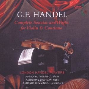 Sämtliche Sonaten Für Violine Und BC (GA)