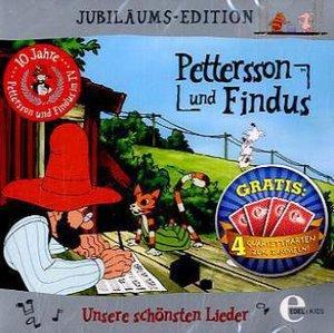 Pettersson und Findus. Unsere schönsten Lieder. Jubiläum-Edition