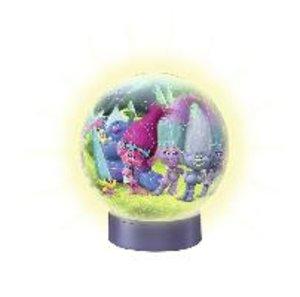 Ravensburger Puzzleball Dreamworks Trolls Nachtlicht 72 Teile