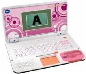 VTech 80-133754 - Genius: Schreib-Laptop, pink
