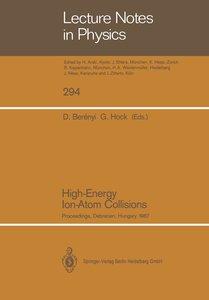 High-Energy Ion-Atom Collisions