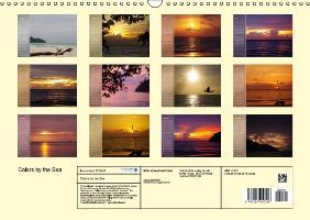 Colors by the Sea (Wall Calendar perpetual DIN A3 Landscape) - zum Schließen ins Bild klicken