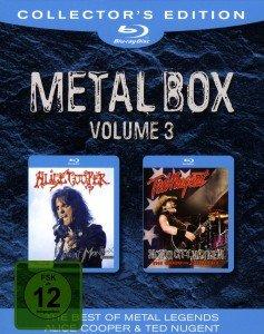 Metal Blu-ray Box,Vol.3