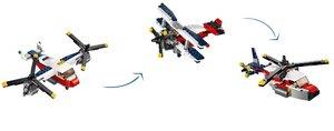 LEGO® Creator 31020 - Flugzeugabenteuer