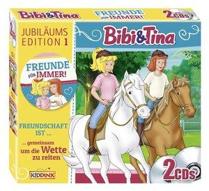 Bibi & Tina. CD-Box Freundschaft