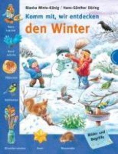 Komm mit, wir entdecken den Winter - Bilder und Begriffe