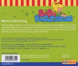 Bibi Blocksberg 55. Mamis Geburtstag. CD