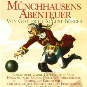 Münchhausens Abenteuer.Von G.A.Bürger