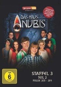 Das Haus ANUBIS - Staffel 3.2 (Folgen 305-364)