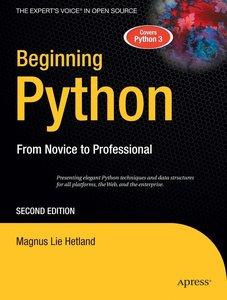 BEGINNING PYTHON 2/E