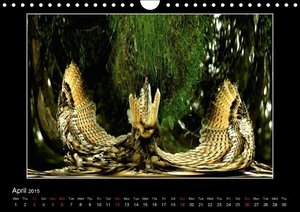 phoetry dreams (Wall Calendar 2015 DIN A4 Landscape)
