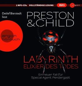 Labyrinth-Elixier Des Todes