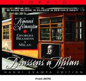 Brassens A Milan