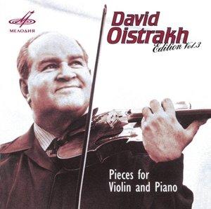 D.Oistrach Ed.3: Ung.Tänze/+
