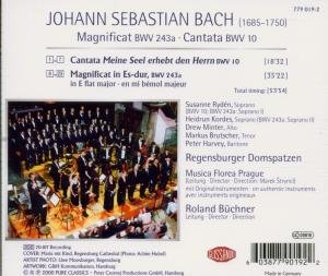 Magnificat/Kantate BWV 10