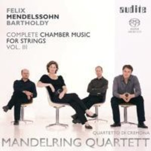 Complete Chamber Music For Strings Vol.3