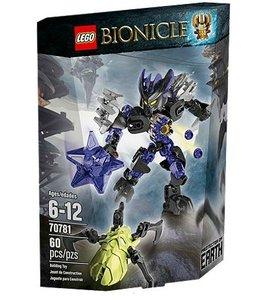 LEGO® Bionicle 70781 - Hüter der Erde