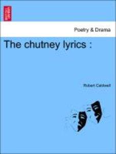 The chutney lyrics :