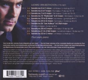 Sonatas Vol.4 (Pastorale/Adieux)
