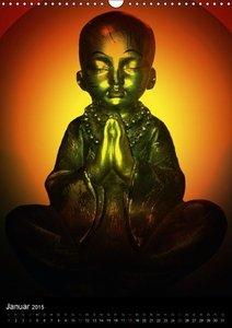 Burlager, C: Buddha - Zeit für Entspannung (Wandkalender 201