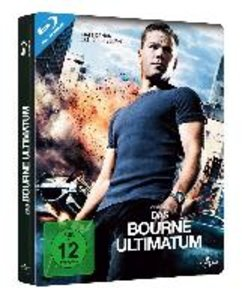 Das Bourne Ultimatum-Steelbook