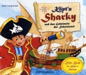 Käpt`n Sharky und das Geheimnis der Schatzinsel