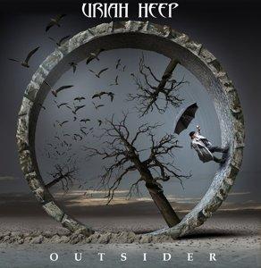 Outsider (Ltd.Gatefold/Solid-Blue Vinyl/180 G