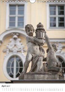 Dresden - Beeindruckende Architektur