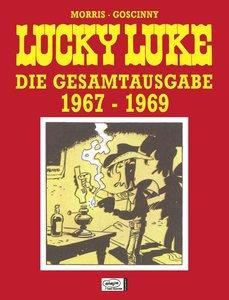 Lucky Luke Gesamtausgabe 11. 1967 - 1969