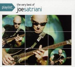 Playlist: The Very Best Of Joe Satriani