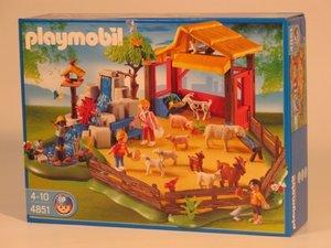 PLAYMOBIL® 4851 - Streichelzoo